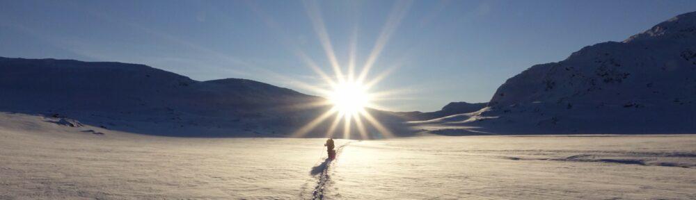Norges lengste skitur med Marius og Trygve